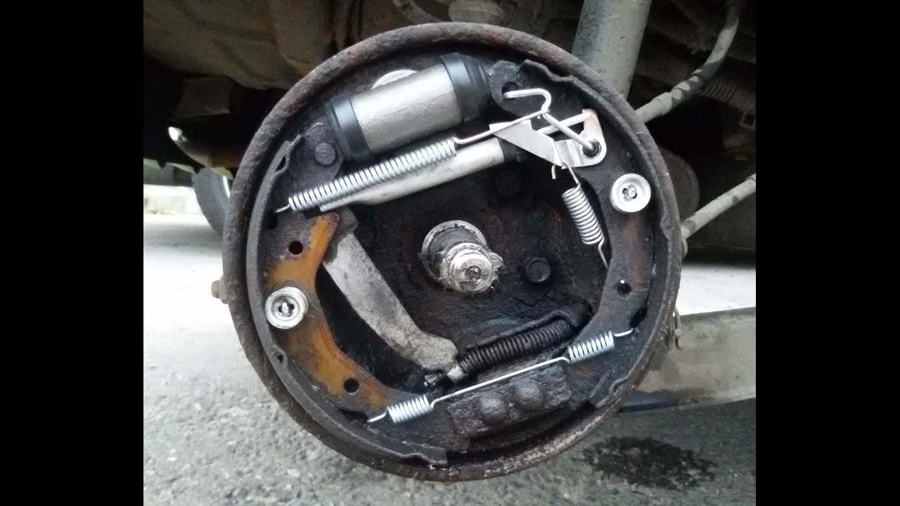 прототип с цепным приводом задних колес