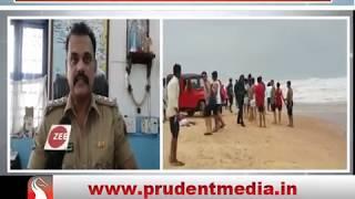 5 TOURISTS DROWNED AT CALANGUTE _Prudent Media Goa