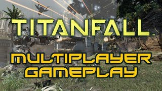 Titanfall PC Multiplayer Gameplay - Fracture & Angel City
