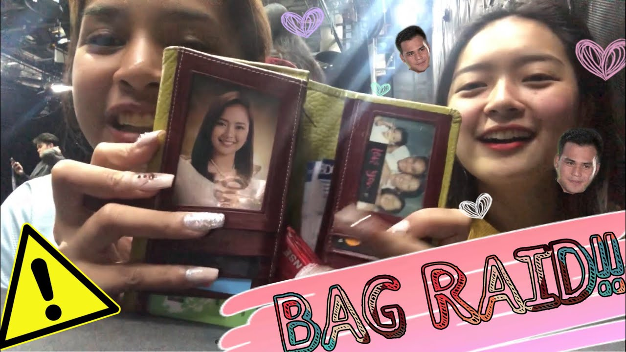 BAG RAID FT. THEA RIZALDO | Lienel Navidad
