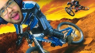 DOWNHILL DOMINATION. JOGO ANIMAL DE BIKE, MEU PRIMEIRO NO PS2