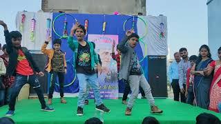 Childrence day celebration in smart schol palasa