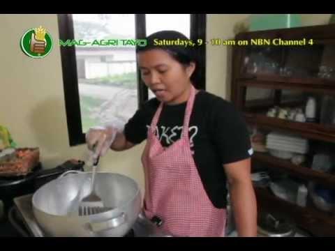BAR-QAES: Paggawa ng Sweet Makapuno Strings