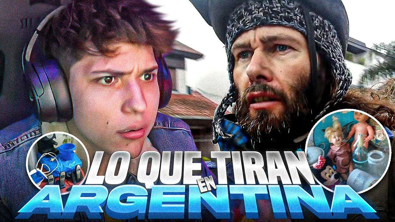 LO QUE TIRAN EN USA (Pero en Argentina xd)