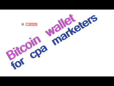 bitcoin wallet bangla tutorial for cpa marketers # Contact: 01764608434
