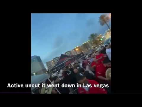 Download Las Vegas fight ust vs team billet