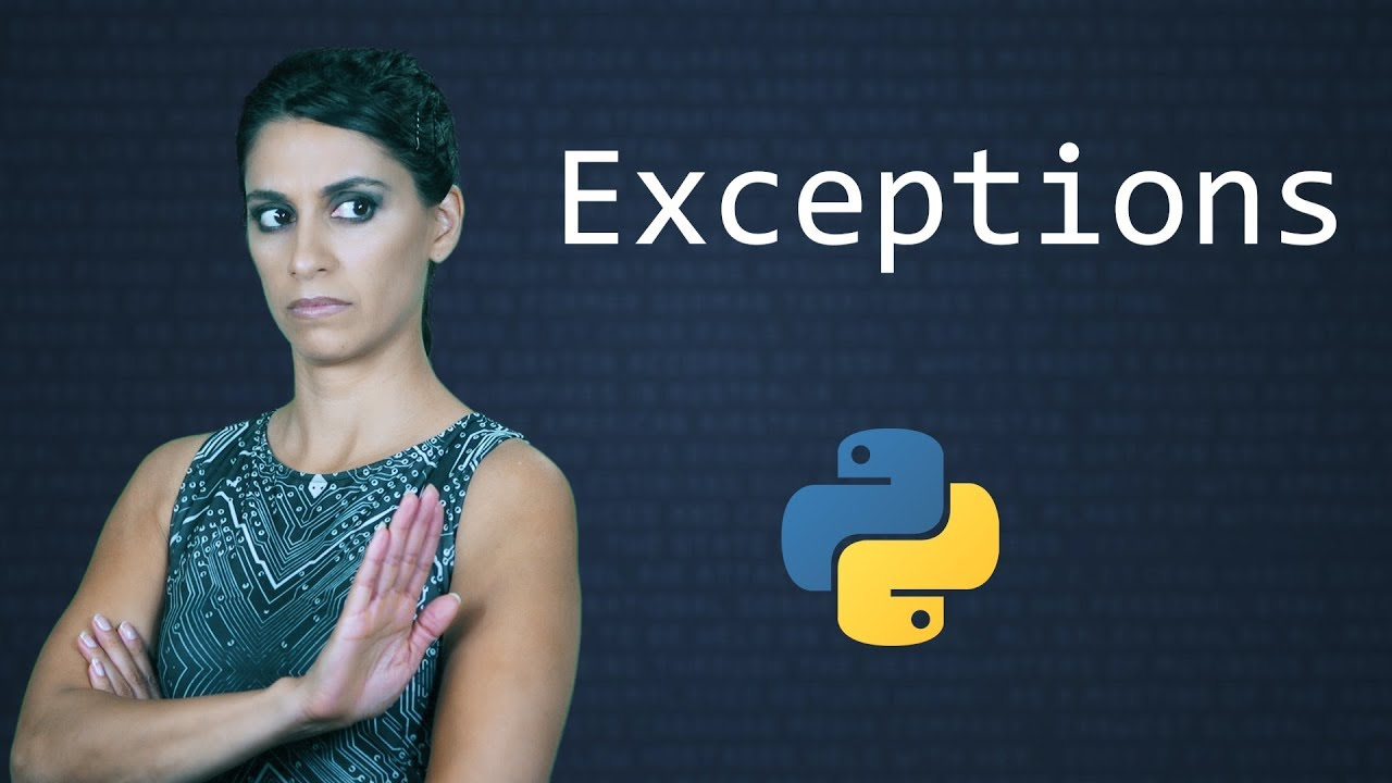 Exceptions in Python || Python Tutorial || Learn Python Programming