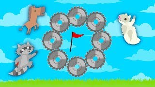SURVIVE THIS AND YOU WIN! (Ultimate Chicken Horse)
