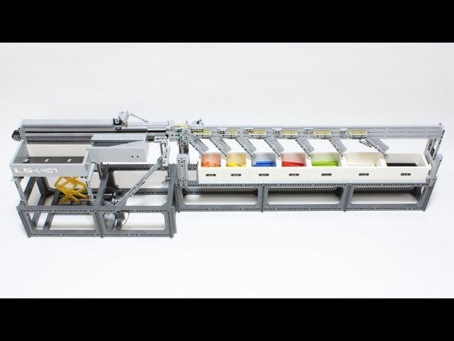 LEGO Automatic Liftarm Sorter LS-L407