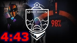 Payday 2 - Murky station  (SpeedRun - One down/solo) - 4:43