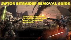 SWTOR BitRaider Removal Guide