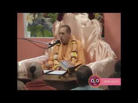 Бхагавад Гита 4.19 - Бхактивайбхава Свами