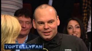 Stuart Bingham wins the World Snooker Championship 2015 (BBC2, 4.5.15)