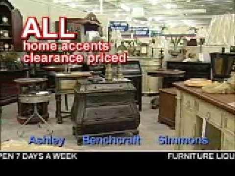 American Furniture Warehouse 2009 Spot 2 - YouTube