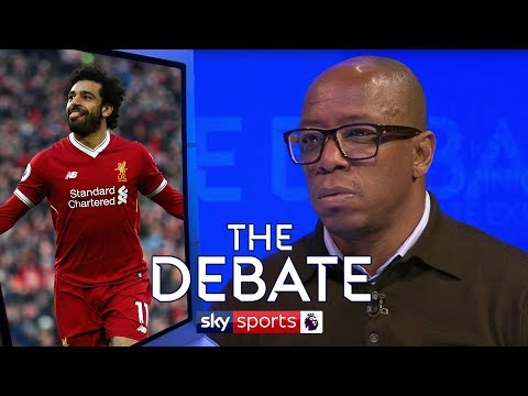 Who makes the cut in a Premier League North v South XI?! | Andy Townsend & Ian Wright | The Debate