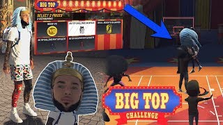 My Head WAS OVER the Rim IN THE BIG TOP EVENT! NBA 2K20 Big Top Challenge Winner!