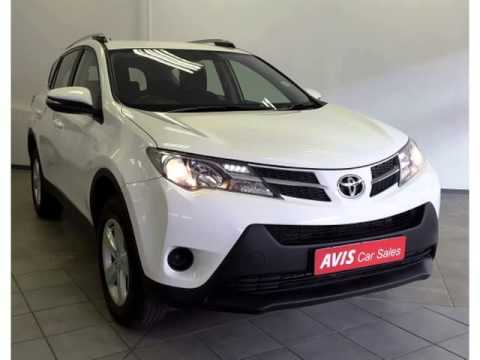 TOYOTA RAV4 2.0 GX 4X2 Auto For Sale On Auto Trader South Africa