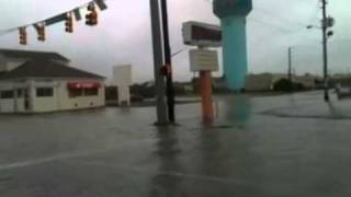 Atlantic Beach NC Flooding.flv