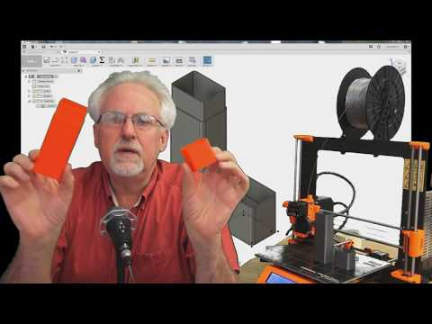 Learn Fusion 360 or Die Trying LESSON 5: Understanding Parametric Design and Modeling