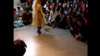 kathak dance anjum bharti yoga music culture centre rishikesh india