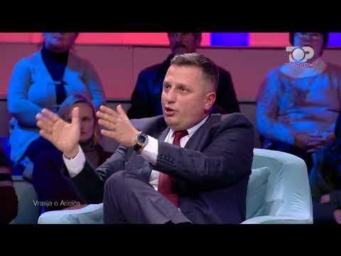 Top Show, 30 Janar 2018, Pjesa 2 - Top Channel Albania - Talk Show