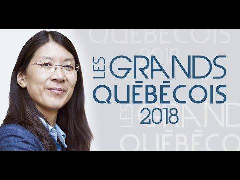 Dre Joanne Liu - Grande Québécoise 2018 (santé)