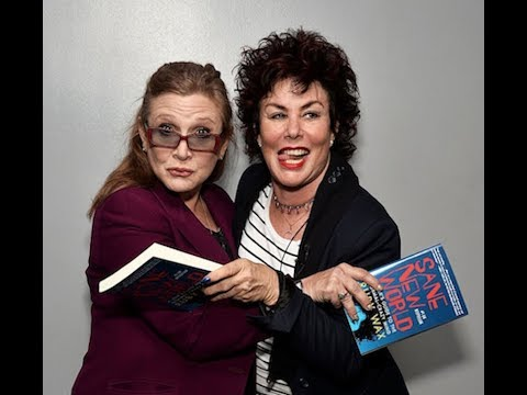 Live Talk LA: Ruby Wax w/ Carrie Fisher