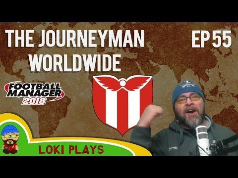 FM18 - Journeyman Worldwide - EP55 - River Plate Uruguay - Football Manager 2018