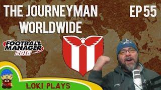 FM18 - Journeyman Worldwide - EP55 - River Plate Uruguay - Football Manager 2018