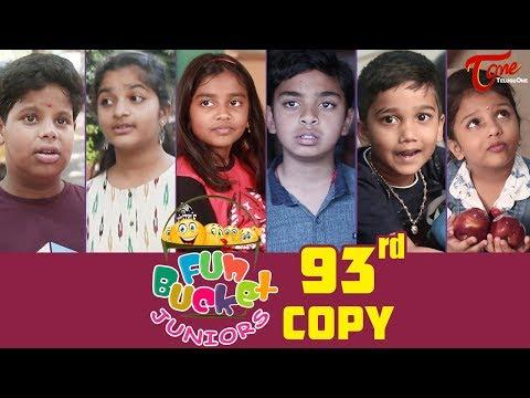 Fun Bucket JUNIORS | Episode 93 | Kids Funny Videos | Comedy Web Series | By Nagendra K | TeluguOne
