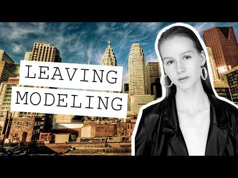 Leaving Modeling to Go Back Home