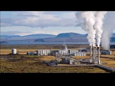 My Movie of Geothermal Energy for Physical Science
