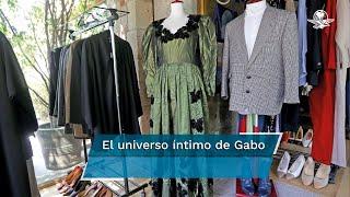 La familia del Nobel hace una venta benéfica con  prendas del autor colombiano y su esposa, Mercedes Barcha; son objetos que dicen mucho de ellos y sus vivencias
