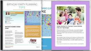 How to Make Stunning PDFs for your Online Business Publications