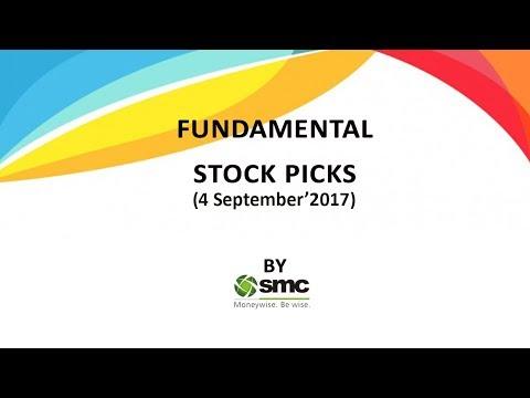 "Know ""Fundamental Stock Picks"" by Mr. Dinesh Joshi(Sr. Research Analyst, SMC Global))"