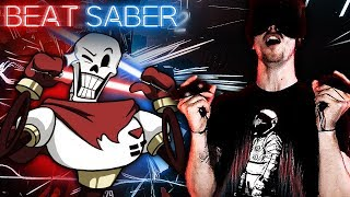 IMPOSSIBLE UNDERTALE SONGS | Beat Saber VR Expert Level Game...