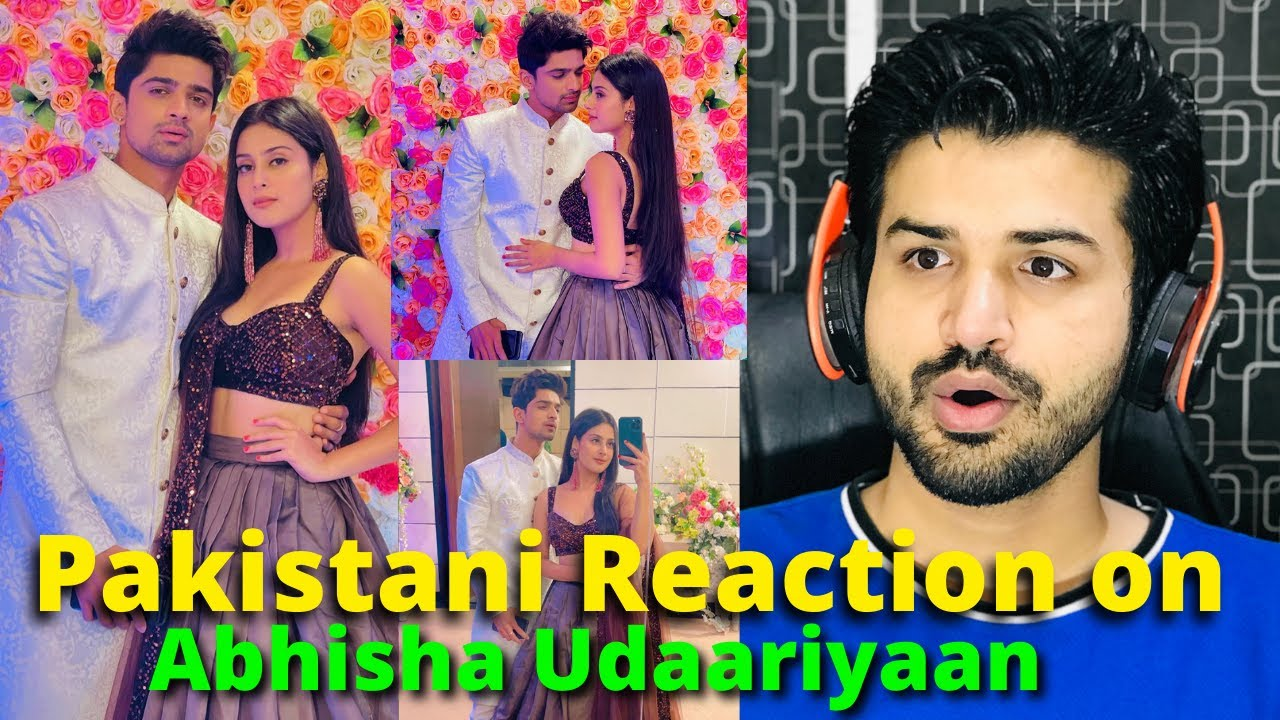 Reacting to Abhisha Enjoyed Wedding function isha Malviya Abhishek kumar udaaryian Reaction Vlogger