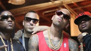 Kid Ink - Diamonds & Gold (Remix) Ft. Chris Brown, French Montana & Verse Simmonds