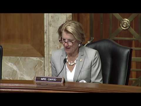 Capito Delivers Opening Remarks During Appropriations Subcommittee Hearing Examining FCC Budget