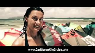 The North kite catamaran - Caribbean Kite Cruise - Grenadine Islands, Caribbean