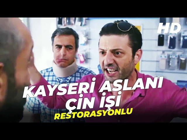 Kayseri Aslanı : Çin İşi | Türk Komedi Filmi Tek Parça