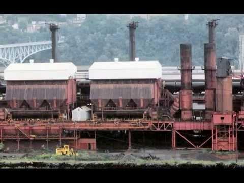 Homestead Steel Works: Photos by Robert S. Dorsett