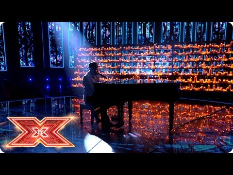 Kevin Davy White is hoping you fall in love - fast! | Live Shows | The X Factor 2017