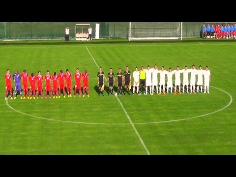 Montenegro-Czech Republic 1:2 (Full game) 28.05.2015
