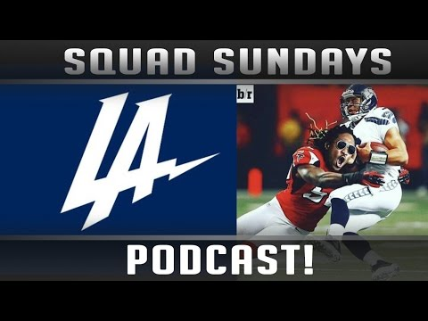 SQUAD SUNDAYS EP 10: NINTENDO SWITCH EVERYTHING!,  SCALEBOUND CANCELED, NFL PLAYOFFS, DERRICK ROSE!