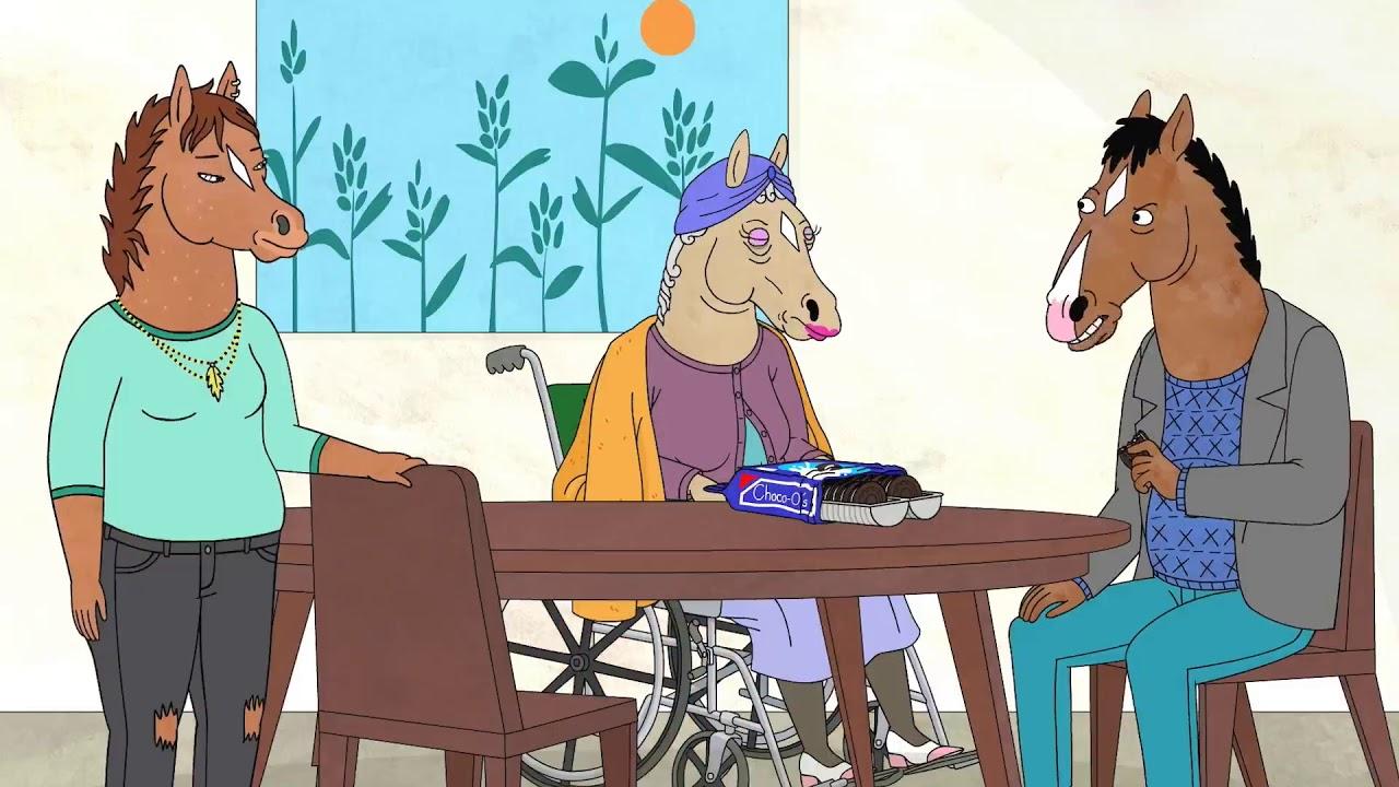 Download Bojack horseman : Season 4 episode 6 : Bojack's internal monologue : You're a real piece of shit