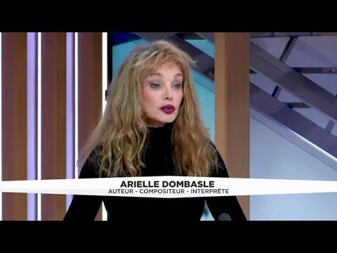 Arielle Dombasle - LCI La Carte Blanche : Interview (4 mai 2017)