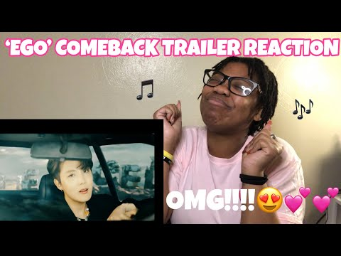 BTS MAP OF THE SOUL : 7 'OUTRO : EGO' COMEBACK TRAILER *Reaction!*