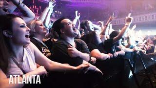 Coheed and Cambria - The Color Before the Sun Tour (Atlanta & Nashville)