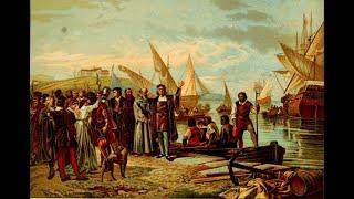 El mundo de Cristobal Colón - Descubrimiento de América